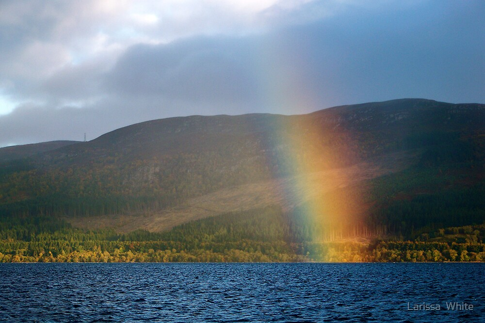 Lochness Rainbow by Larissa  Plain