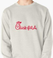 chick fil a Pullover