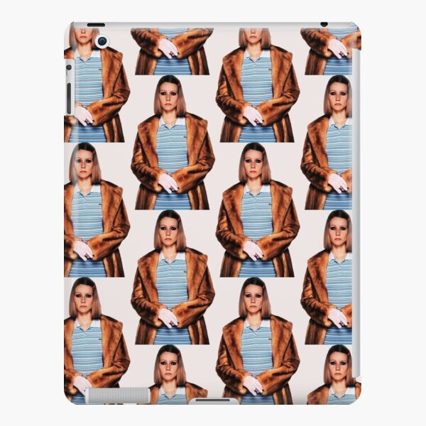 margot tenenbaum - the royal tenenbaums iPad Snap Case