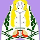 Baorisa Hieroglyphica Moth by Snockard