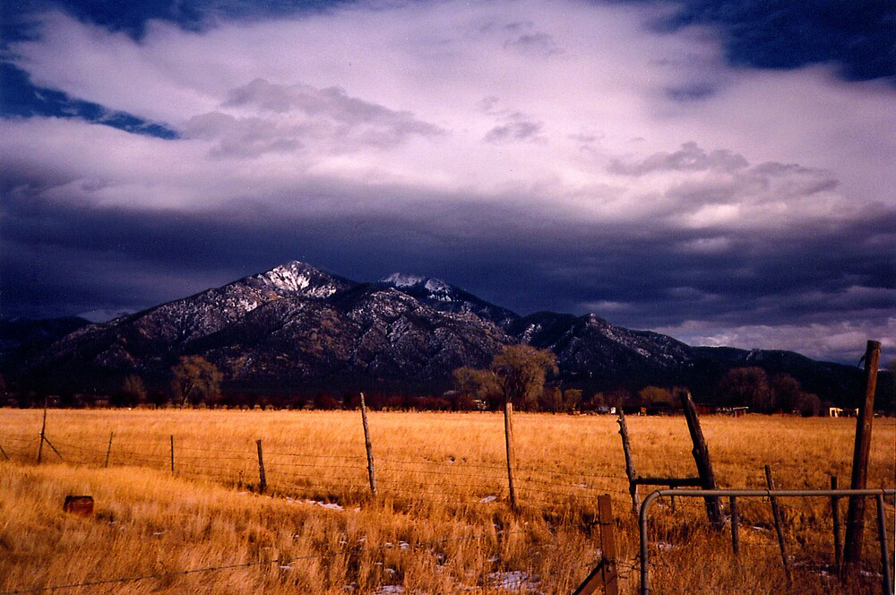 New Mexico by mstrasse