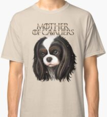 Cavalier King Charles Spaniel Dog Puppy Gifts Classic T-Shirt