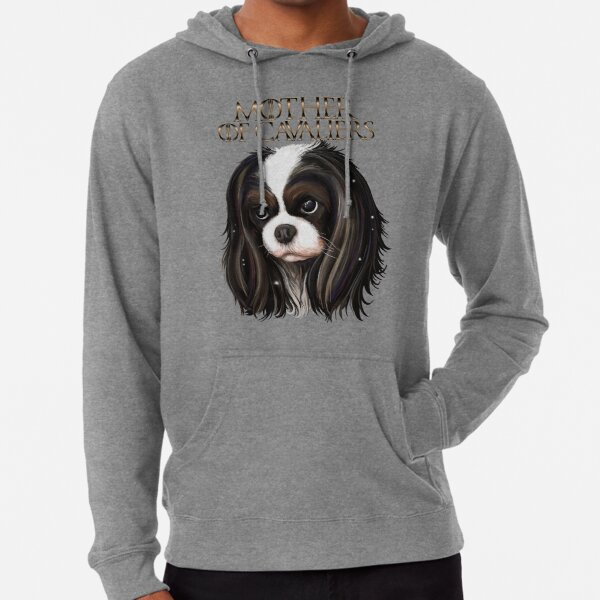 Cavalier King Charles Spaniel Dog Puppy Gifts Lightweight Hoodie