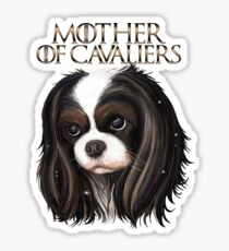 Cavalier King Charles Spaniel Dog Puppy Gifts Sticker