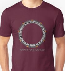 OmniGate (What's Your Address?) Unisex T-Shirt