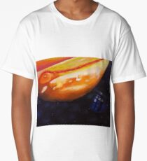 Doctor Who-Tardis in Space  Long T-Shirt