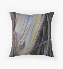 Ribbon Gum Throw Pillow