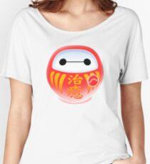 DARUMAX Women's Relaxed Fit T-Shirt