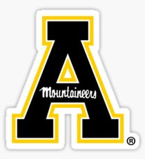 Appalachian State Mountaineers Sticker