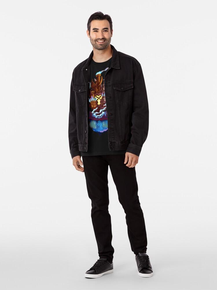Alternative Ansicht von Hollow Bastion Premium T-Shirt