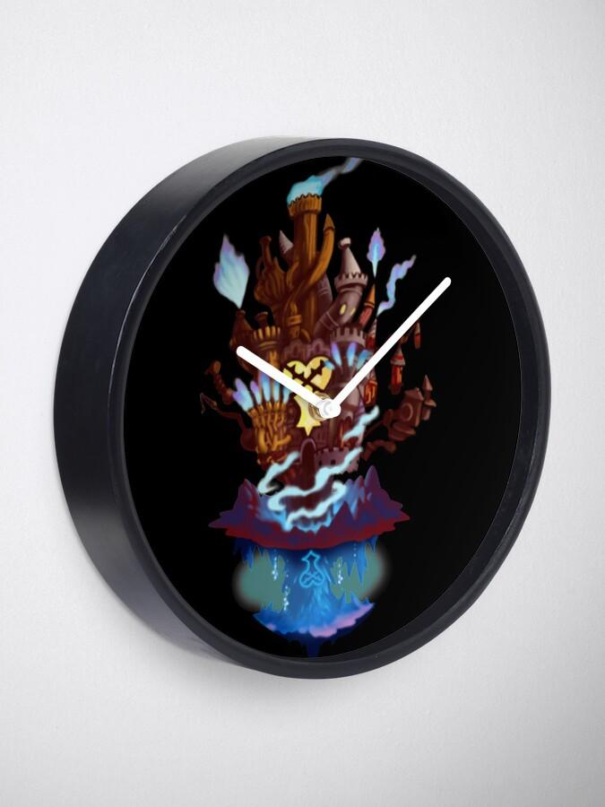 Alternative Ansicht von Hollow Bastion Uhr