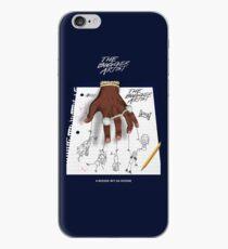 THE BIGGER ARTIST iPhone Case