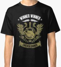 PUBG Winner Winner Chicken Dinner Classic T-Shirt