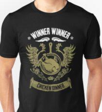 PUBG Winner Winner Chicken Dinner Unisex T-Shirt
