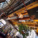 Cornerstone Bar & Food, Carriageworks by andreisky