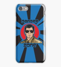 You Better Call Kenny Loggins - Military Uniform Version iPhone Case/Skin