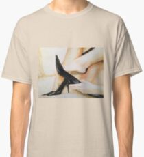 Alluring Grace, High Heels, by James Patrick Classic T-Shirt