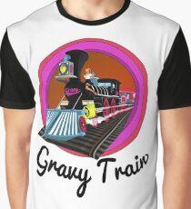 Gravy Train Graphic T-Shirt
