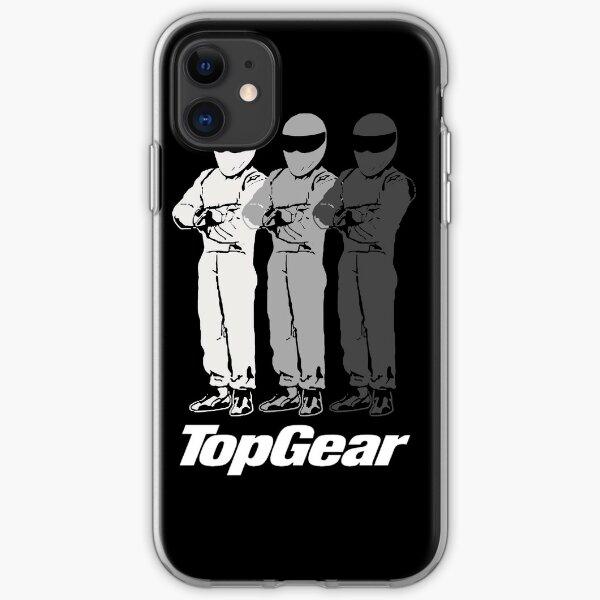 Top gear iPhone Soft Case