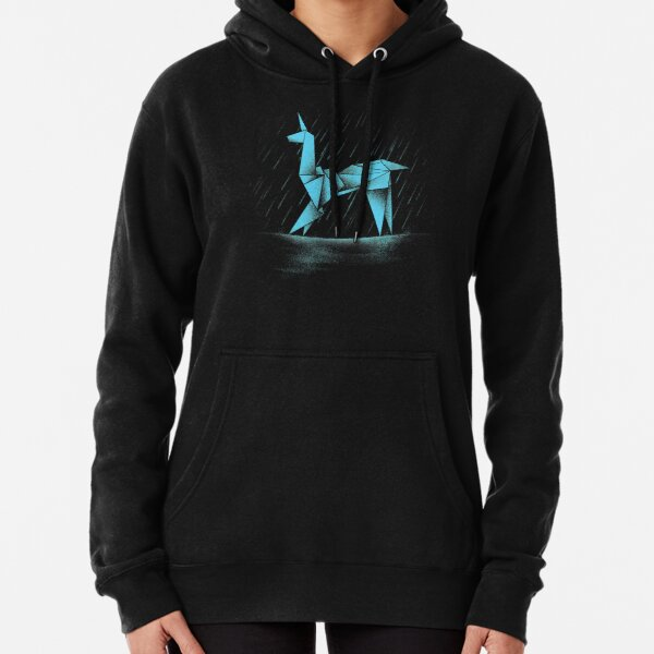 HUMAN OR REPLICANT Pullover Hoodie