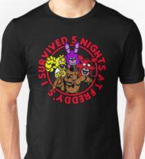 I survived 5 nights Unisex T-Shirt