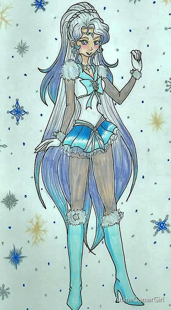 sailor winter by AnimeGamerGirl