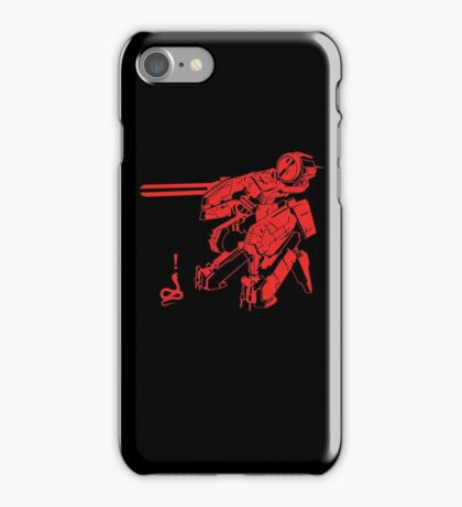 MG-REX iPhone Case/Skin