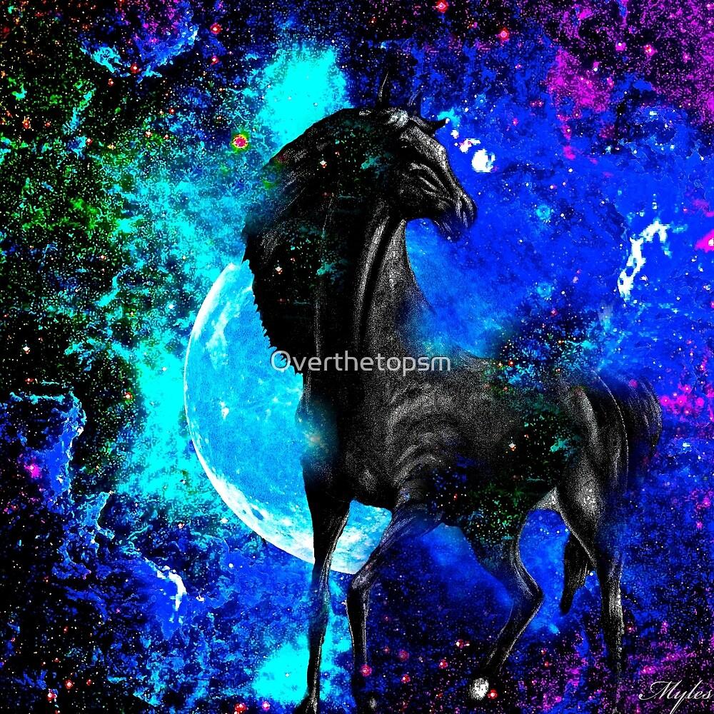 Horse Celestial by Saundra Myles