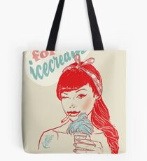 Soft ice Tote Bag