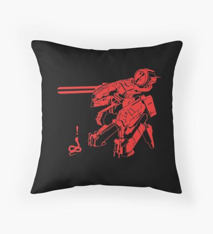 MG-REX Throw Pillow