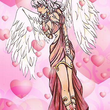 love and life goddess by AnimeGamerGirl
