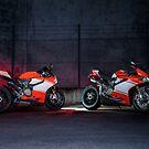Ducati 1199 and 1299 Superleggera by Jan Glovac Photography