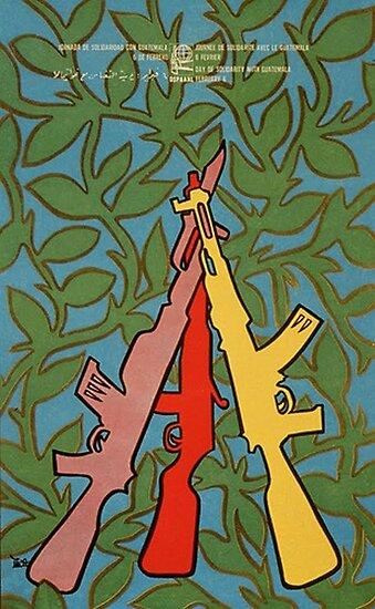 """""""Solidarität mit Guatemala"""", Antonio Marino, 1970 von dru1138"""