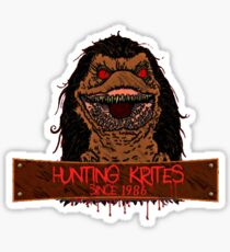 Hunting Krites  Sticker
