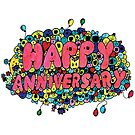 happy anniversary (for Ya Wife) by Cardsbyakid