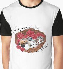Cesta Pet Love Graphic T-Shirt