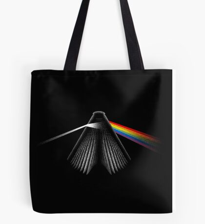 THE RAINBOW SIDE OF READING Tote Bag