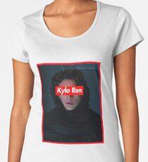 Kylo Ren Supreme Women's Premium T-Shirt
