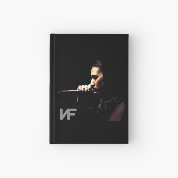 NF is an American rapper artist and songwriter Hardcover Journal