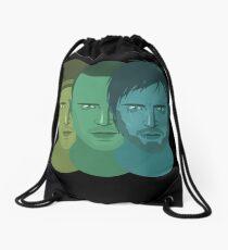 Pinkman Drawstring Bag
