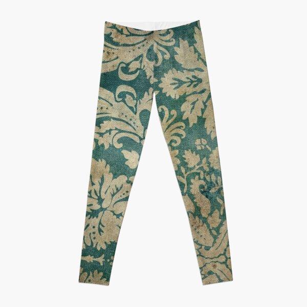 pattern, design, tracery, weave, ornament, decor, garniture, lace Leggings