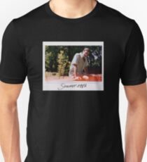 Oliver Summer of 1983 Polaroid Call Me By Your Name Unisex T-Shirt