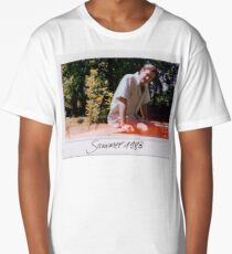 Oliver Summer of 1983 Polaroid Call Me By Your Name Long T-Shirt