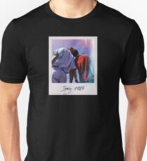 CMBYN Italy 1983 Polaroid Unisex T-Shirt