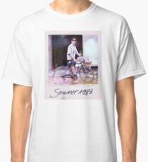Elio Polaroid 1983 Classic T-Shirt