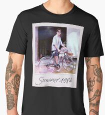 Elio Polaroid 1983 Men's Premium T-Shirt