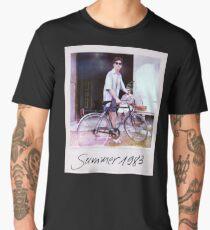 Elio Polaroid 1983 Men's Premium T-Shirt