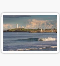 North Wollongong Beach Sticker