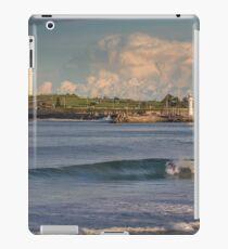 North Wollongong Beach iPad Case/Skin