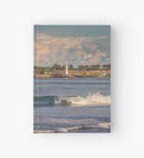 North Wollongong Beach Hardcover Journal